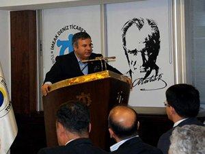 İMEAK DTO İzmir Meclis toplantısında gemi geri dönüşüm konuşuldu