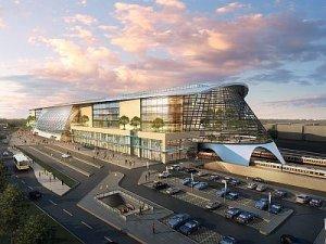 Ankara Hızlı Tren Garı Projesi görücüye çıkıyor