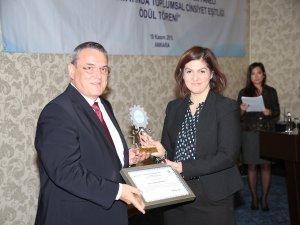 Bosch'a 'Toplumsal Cinsiyet Eşitliği Ödülü'