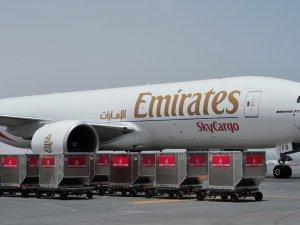 Emirates SkyCargo'nun yeni terminali açıldı