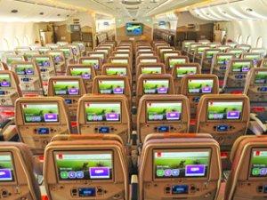 Emirates uçak içi eğlence sistemini geliştiriyor