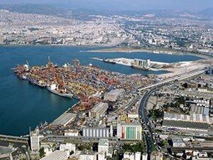 Alsancak Limanı'nın yeni imar planları askıya çıktı