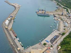 İnebolu Limanı'na en yüksek teklifi Eti Bakır A.Ş verdi