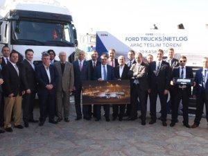 Netlog, 250 Ford Trucks çekici aldı