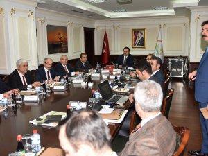 EXPO 2016 Yönetimi Bakan Çelik başkanlığında toplandı