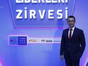 Türkiye'nin büyük şirketleri, 'Türk Telekom İşinin Liderleri Zirvesi'nde bir araya geldi