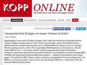 Alman basınından Bilal Erdoğan'a ağır suçlama!