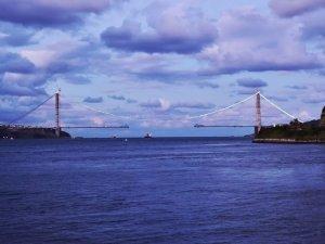 3. Köprü projesinde son 391 metre