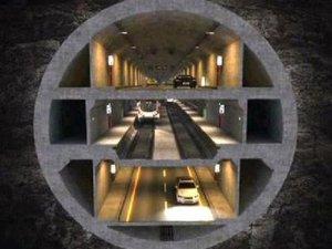 Büyük İstanbul Tüneli proje ihalesi 23 Aralık'ta