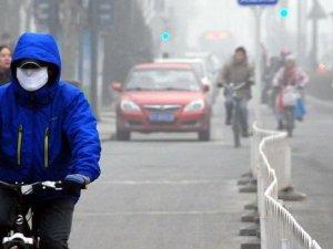 Pekin'de kırmızı alarm verildi