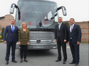 Mercedes-Benz Türk, Tourismo ile konfor çıtasını yükseltiyor