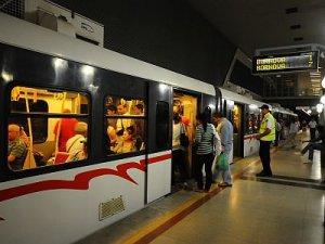 AÖF sınavı nedeniyle metro sefer sıklığı artıyor