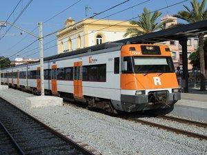 Tren hattı hırsızlık yüzünden kapandı