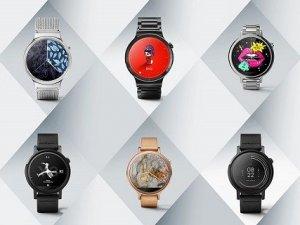 Android Wear için yeni saat yüzleri yayınladı