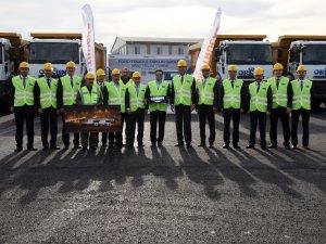 Orkun Group 3. Havalimanı inşaatında Ford Trucks ile çalışacak