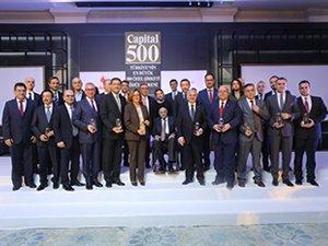Capital 500 Ödülleri sahiplerini buldu