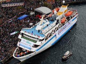 İsrail ile Türkiye arasında Mavi Marmara anlaşması