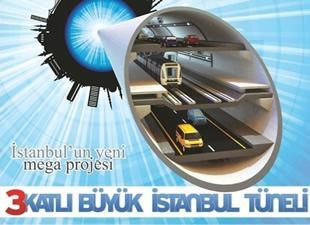 Avrasya Karayolu Tüp Geçiş projesi ihalesi için 16 firma şartname aldı