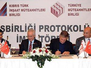 """TMB Başkanı Yenigün: """"Kıbrıs'ta yapılacak 100 milyar Euro'luk iş var"""""""