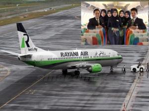 Rayani Air, uçuşlara başladı