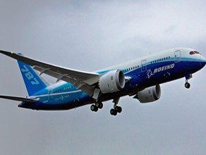 Boeing, Uçak Bakım Atölyesi'ne destek oldu