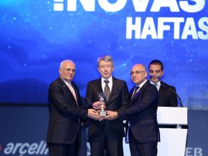 "Shell & Turcas'a ""İnovasyon Döngüsü"" Ödülü"