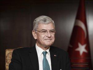 """AB Bakanı Volkan Bozdır: """"1 Ekim'de vizeler kalkacak"""""""
