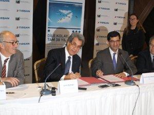 Tırsan'dan Türk-Alman üniversitesine tam destek