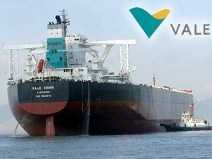 VALE'nin mülkiyetinde bulunan 400 bin DWT'luk 4 adet cevher taşıyıcı VLOC, Çinlilere satıldı
