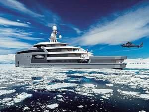 Damen'in en yeni tasarımı SeaXplorer, en soğuk koşullara meydan okuyacak