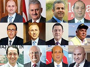 Türk denizcilik sektörüne, 2015'de damga vuran 30 isim belirlendi