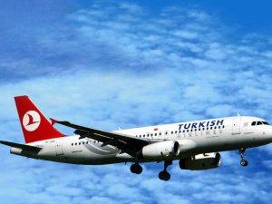 Türk Hava Yolları, Ukrayna'nın Zaporija kentine uçuyor
