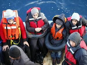 Türkiye, Almanya ve Yunanistan mülteci krizi için bir araya gelecek!