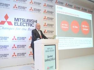 Mitsubishi Electric, Türkiye'deki dev iklimlendirme projelerinin otomasyonuna talip