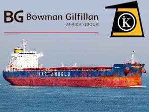 Kaptanoğlu'nun gemilerine haciz koyan Bowman Gilfillan, Deniz Haber Ajansı'na açıklamada bulundu