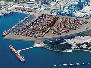 Saadettin Korkut: Petkim Limanı tamamlandı