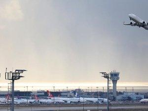 Türk hava sahası 'yarım dakika' bile boş kalmadı