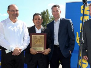 Goodyear, 'Ford Q1' sertifikasıyla taçlandı