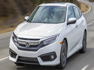 NACOTY ödülü Honda Civic Sedan'ın