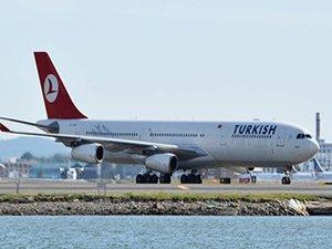 THY uçağı Mauritius'te kaldı