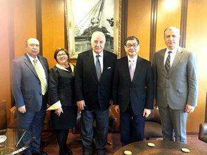 Türk Armatörlerine Hong Kong Ticaret Geliştirme Konseyi'nden davet var