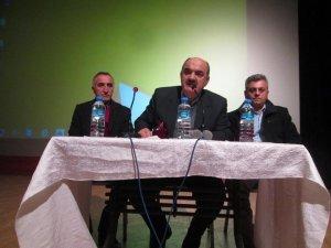 Artvin'de kurulması planlanan Sanayi Sitesi için İstişare Toplantısı düzenlendi