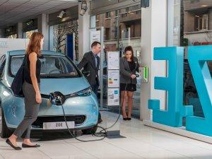 Renault, 2015 yılında Avrupa'nın en çok elektrikli otomobil satan markası oldu