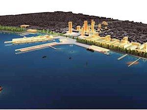 Bakü'deki Alat Limanı'nı yıl sonu Ro-Ro gemilerini ağırlayabilecek
