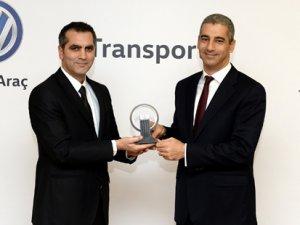 Uluslararası Yılın Ticari Aracı Ödülü 3. kez Transporter'ın