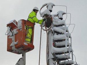 Elektrik dağıtım şirketlerinin kışla imtihanı