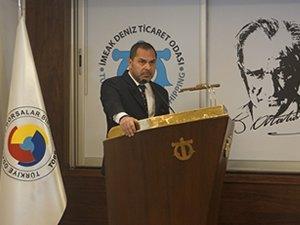 İMEAK DTO İzmir'den kruvaziyer turizmine karşı marina önerisi!