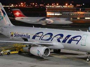 Girdiği mali kriz nedeniyle oldukça zor günler geçiren Slovenya Havayolları Adria Airways satılıyor