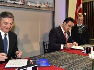 THY ve Boeing'den işbirliği anlaşması