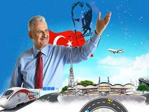 UDHB Bakanı Binali Yıldırım: İstanbul'a 90 milyar lirayı aşacak yatırım